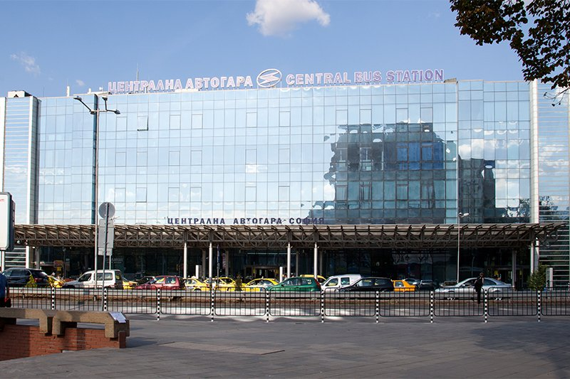 Central Bus Station