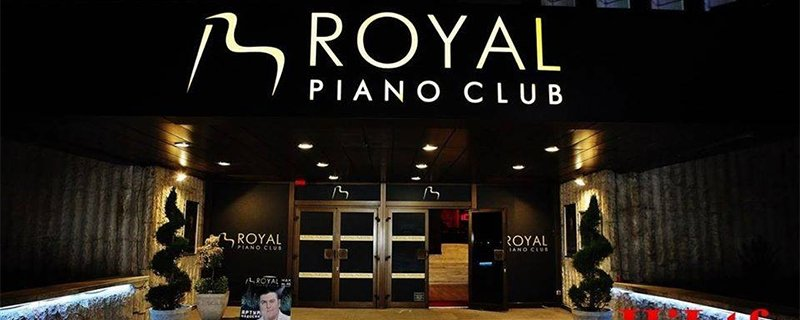 Royal piano club